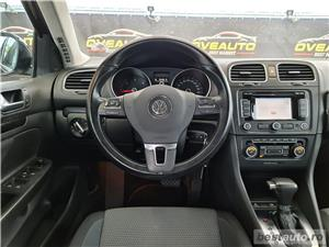 VW GOLF VI ~ EURO 5 ~ AUTOMAT ~ LIVRARE GRATUITA/Garantie/Finantare/Buy Back.  - imagine 8