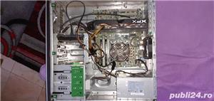 pc hp cu windows 10 home cu licență, i3 2120, placa video rx580 8gb ddr5, hdd 250 stat. - imagine 4