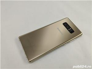 Samsung Note 8 Gold 64GB Mem 6GB Ram DualSim Neverlock Stare Buna - imagine 3