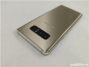 Samsung Note 8 Gold 64GB Mem 6GB Ram DualSim Neverlock Stare Buna - imagine 5