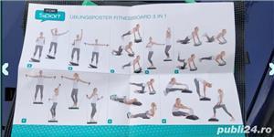 fitnessboard 3-in-1 FOR SPORT/Stepper echilibru - imagine 3