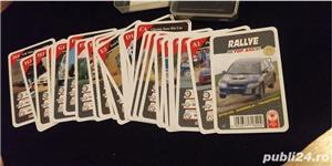 Cărți de colecție TOP ASS Quartett Rallye (Edition 2002/03) - imagine 3