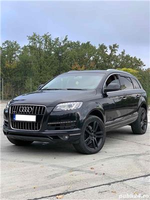 Audi Q7  - imagine 8