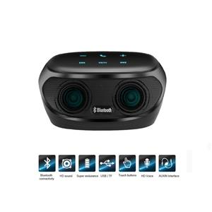 Boxa stereo ,touch control ,hands free ,bluetooth ,Card,Radio FM - imagine 2