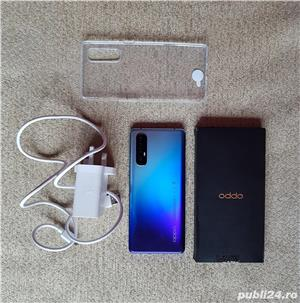 Telefon Oppo Find X2 Neo, camera 48 Mpx, 256GB, 12GB RAM, 5G, Blue NOu - imagine 3