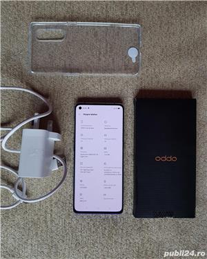 Telefon Oppo Find X2 Neo, camera 48 Mpx, 256GB, 12GB RAM, 5G, Blue NOu - imagine 2