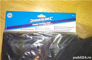 Geanta din panza pentru scule Silverline TB56 - imagine 3