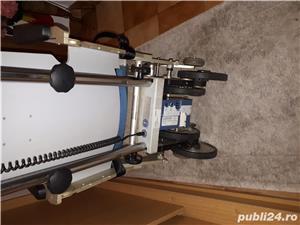 Carucior invalizi coborat scarile Alber Scalamobil - imagine 4