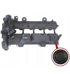 Membrana capac culbutori Ford 1.4 TDCi Peugeot Citroen Mazda Toyota Aygo - imagine 1