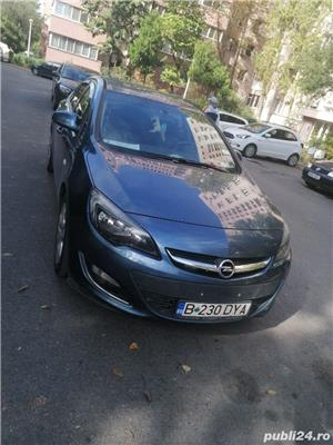 Opel Astra J - imagine 1
