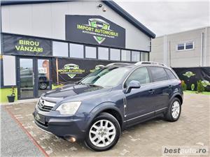 Opel Antara 4x4 an:2008 - Livrare GRATUITA/GARANTIE /Autoturisme verificate TEHNIC - imagine 1