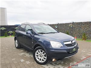 Opel Antara 4x4 an:2008 - Livrare GRATUITA/GARANTIE /Autoturisme verificate TEHNIC - imagine 2