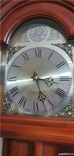 Ceas de perete cu pendul Westminster - imagine 5