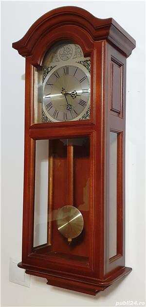 Ceas de perete cu pendul Westminster - imagine 1