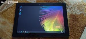 Tableta Lenovo IdeaPad Miix 310 cu Windows 10 Pro, 10.1 Inch, Intel X5, 4GB RAM, Stocare 64GB SSD M2 - imagine 1