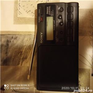 Radio sony icf m350l - imagine 2