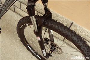 Bicicleta mountain bike Carver cu roti de 29 - imagine 2