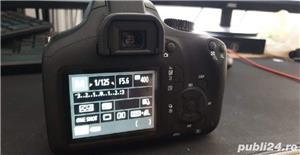 Camera DSLR Canon EOS4000D - imagine 4