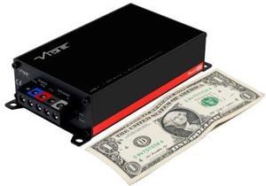 Amplificator Auto Mono Vibe PowerBox 400.1M-V7 400W RMS - imagine 3