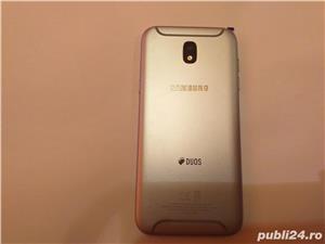 Samsung J5 2017 albastru - imagine 2