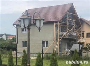 Casa Noua Reghin 15 arii teren construita in 2020 cu etaj semifinisata  - imagine 2