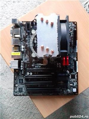 Kit gaming i7 4790 , 16 gb ram –ideal si pentru chat - imagine 3