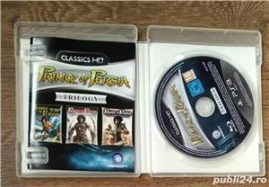 Joc PS3 Prince of Persia Trilogy in HD Playstation 3  Pachetul Prince of Persia Trilogy 3D contine u - imagine 2