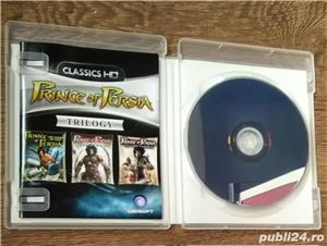 Joc PS3 Prince of Persia Trilogy in HD Playstation 3  Pachetul Prince of Persia Trilogy 3D contine u - imagine 3