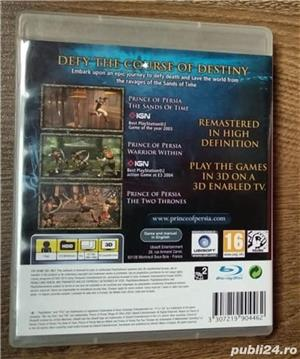 Joc PS3 Prince of Persia Trilogy in HD Playstation 3  Pachetul Prince of Persia Trilogy 3D contine u - imagine 4