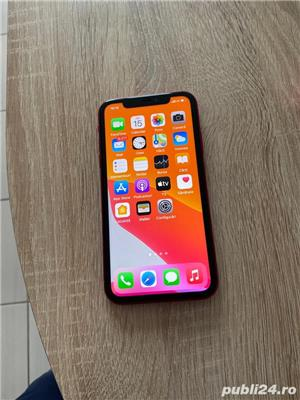 vand Telefon iphone 11 red nou  - imagine 1