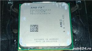 Procesor AMD FX X6 6100, 3.3 GHz, 14MB, socket AM3+, - imagine 2
