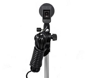 adaptor umbrela + fasung E27 - imagine 1
