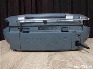 Radio casetofon cu CD Philips - imagine 4