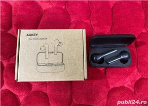 Casti Bluetooth Aukey - imagine 4