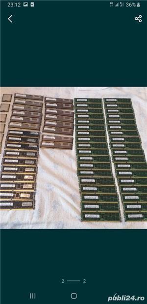 Memorie RAM server ecx Hynix 16gb 4Rx4 PC3-8500R-7-10-DP Cu racitor - imagine 1