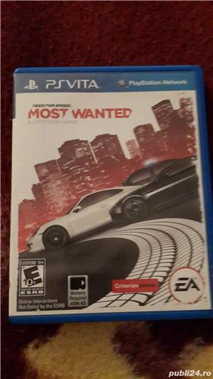 Joc PS VITA need for speed -most wanted - imagine 1