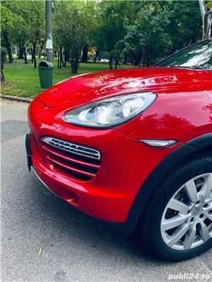 Porsche cayenne  - imagine 8