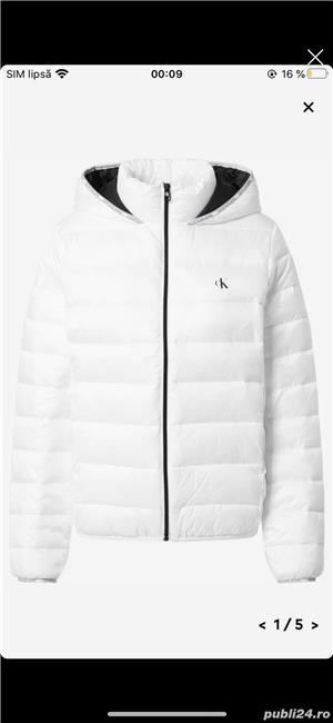 Geaca de iarna Calvin Klein - imagine 1