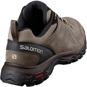 Ghete trekking joase Salomon Evasion 2 LTR - imagine 1