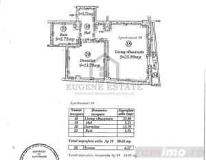 Apartament 2 camere ultrafinisat - zona Decebal - imagine 8