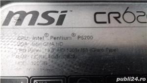 LAPTOP MSI CR620 - imagine 1