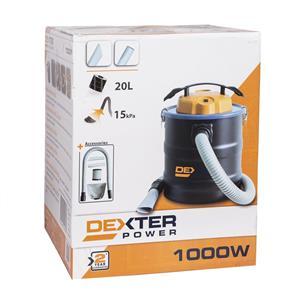 **OFERTA-Aspirator Dexter Power-1000wati/20litri-NOU!! - imagine 1