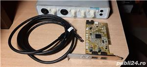 Placa audio externa TC Electronic KONNEKT 24D - imagine 3