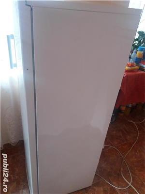 Arctic Congelator vertical alb cu 6 sertare - imagine 2