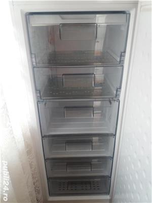 Arctic Congelator vertical alb cu 6 sertare - imagine 4