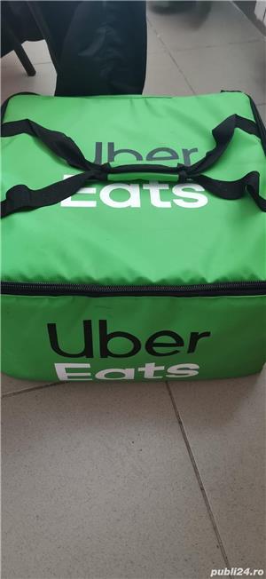 Geanta uber eats - imagine 1