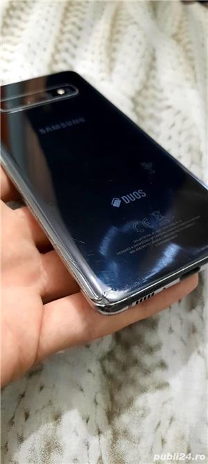 Samsung Galaxy S10 128GB - imagine 3