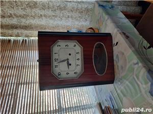 Ceas vintage de perete cu pendul rusesc - imagine 2