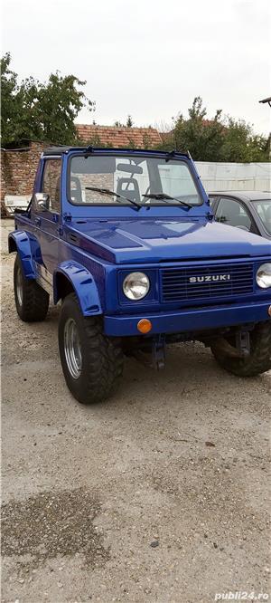 Suzuki samurai  - imagine 1