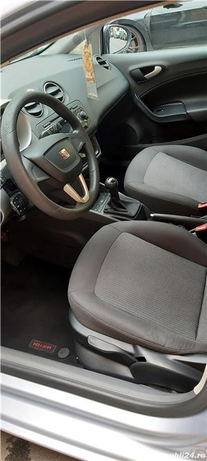 Seat Ibiza 1.2 TDI, 2011, adusa azi, 175000 km nr rosii germania 3990Euro neg.  - imagine 3
